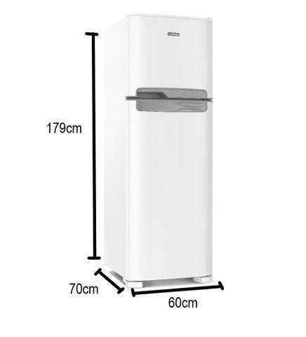 Imagem de Geladeira / Refrigerador Continental 370 Litros Automática Frost Free 2 Portas TC41 Branca