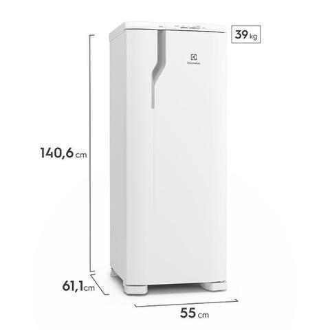Imagem de Geladeira/Refrigerador Degelo Prático 240L Cycle Defrost Branco (RE31)