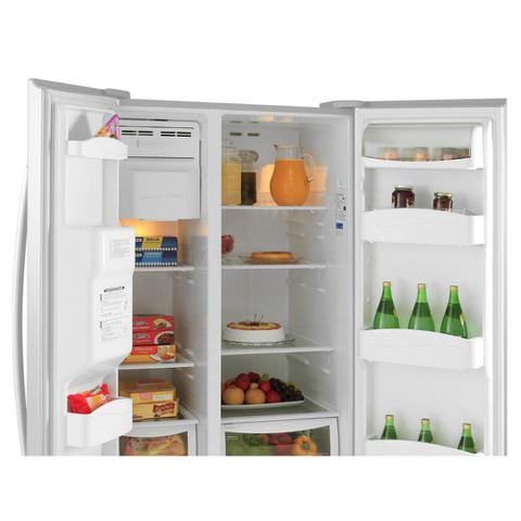 Imagem de Geladeira Refrigerador Electrolux 2 Portas Frost Free Side by Side 504 Litros Classe A