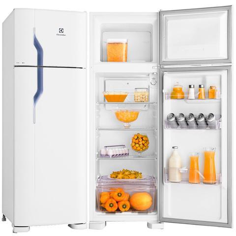 Imagem de Geladeira Refrigerador Electrolux 260 Litros Defrost 2 Portas Classe A DC35A