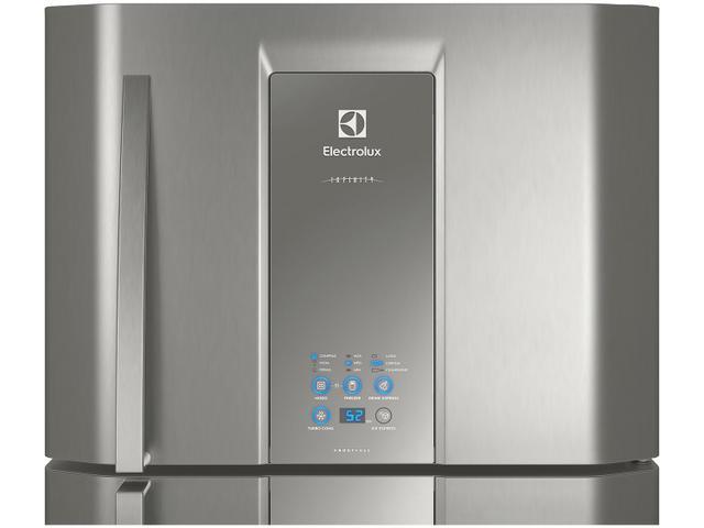 Imagem de Geladeira/Refrigerador Electrolux Inox Frost Free