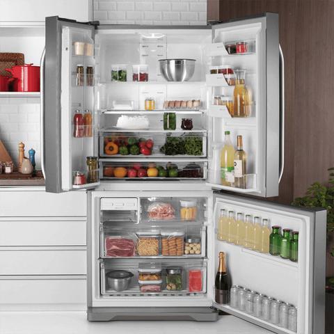 Imagem de Geladeira/Refrigerador French Door Inox 579L Electrolux (DM84X)