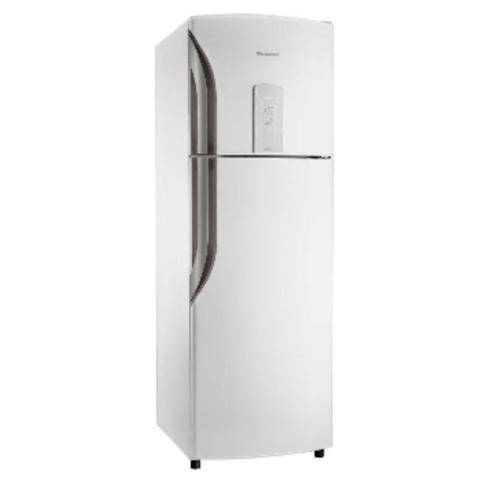 Imagem de Geladeira/Refrigerador Frost Free Branca 387L NR-BT40BD1WA 110v - Panasonic