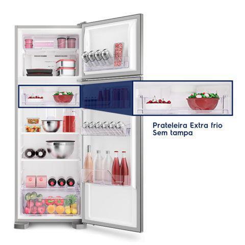 Imagem de Geladeira/Refrigerador Frost Free cor Inox 310L Electrolux (TF39S)
