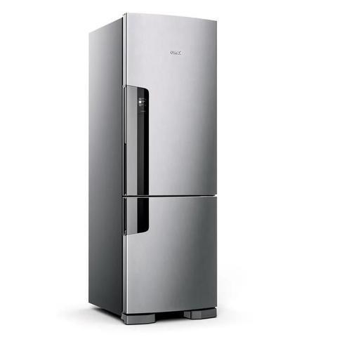 Imagem de Geladeira / Refrigerador Frost Free Duplex Inverse Consul CRE44AK, 397 Litros