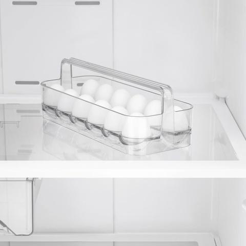 Imagem de Geladeira/Refrigerador Frost Free Inox 454L  Bottom Freezer Electrolux (DB53X)