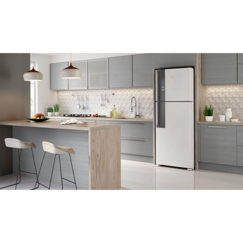 Imagem de Geladeira/Refrigerador Inverter Top Freezer 431L Branco (IF55)