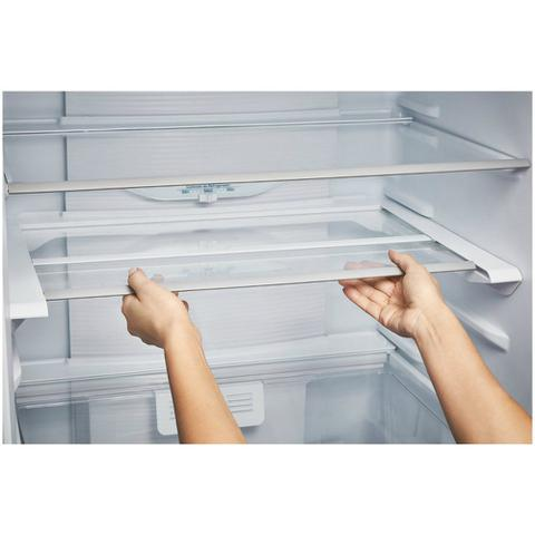 Imagem de Geladeira Refrigerador Panasonic 423 Litros 2 Portas Frost Free