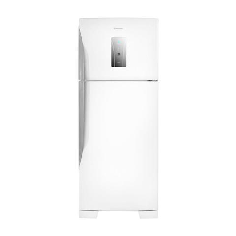 Imagem de Geladeira / Refrigerador Panasonic 435 Litros 2 Portas Frost Free Classe A NR-BT50BD3W