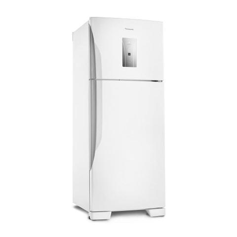 Imagem de Geladeira Refrigerador Panasonic 435 Litros 2 Portas Frost Free Classe A NR-BT50BD3W