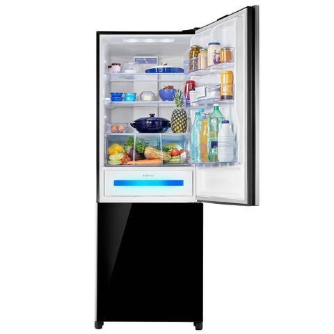 Imagem de Geladeira/Refrigerador Panasonic Frost Free 2 Portas NR-BB71GVFB 480 Litros Preto