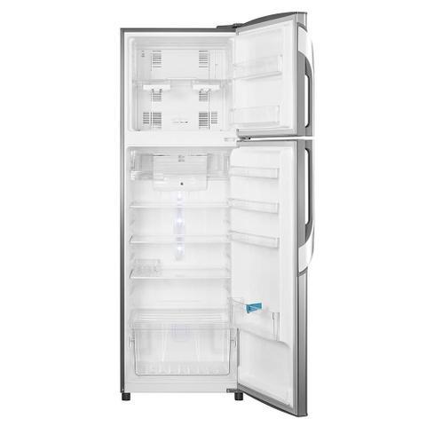 Imagem de Geladeira/Refrigerador Panasonic Frost Free 2 Portas NR BT40BD1 387 Litros Aço Escovado