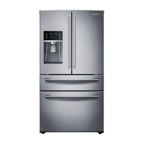 Imagem de Geladeira Refrigerador Samsung 606 Litros French Door Frost Free RF28HMEDBSR