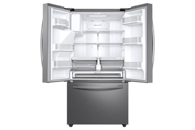 Imagem de Geladeira Samsung RF23R Inverter Frost Free Smart 3 Portas Twin Cooling Plus 536L Inox
