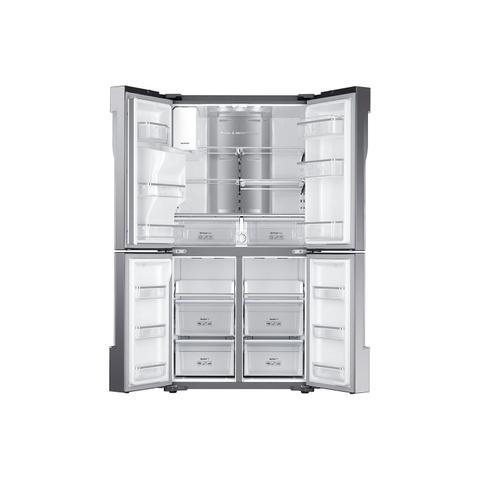 Imagem de Geladeira Samsung RF56K Inverter Frost Free Smart 4 Portas com Dispenser de Água 564L Inox