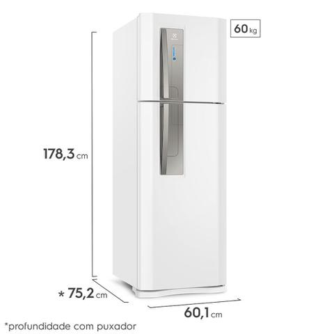 Imagem de Geladeira Top Freezer 382L Branco (TF42)