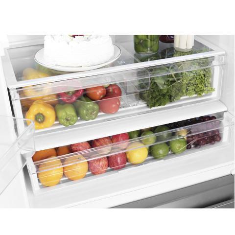 Imagem de GeladeiraRefrigerador Electrolux Frost Free 3 Portas French Door 579 Litros Multidoor DM84X