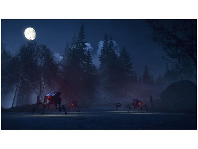 Imagem de Generation Zero para PS4