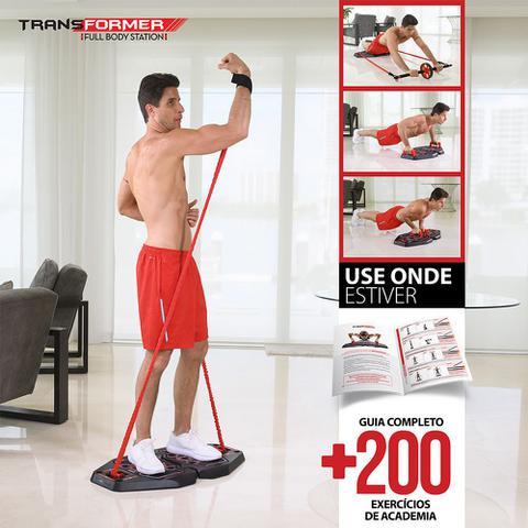Imagem de Genis Fitness Plataforma de Exercícios  Transformer Full Body Station