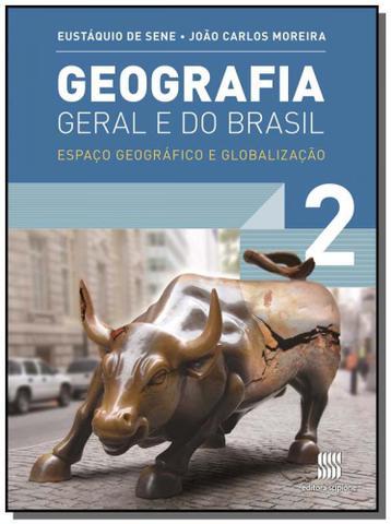 Imagem de Geografia geral e do brasil: espaco geografico e04 - Scipione