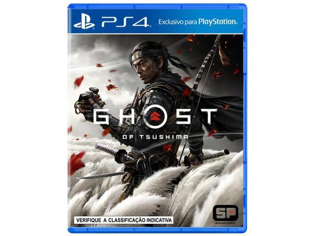 Imagem de Ghost of Tsushima para PS4