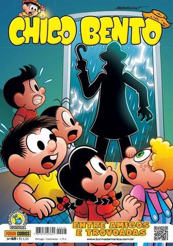 Imagem de Gibi do Chico Bento - Edição 48