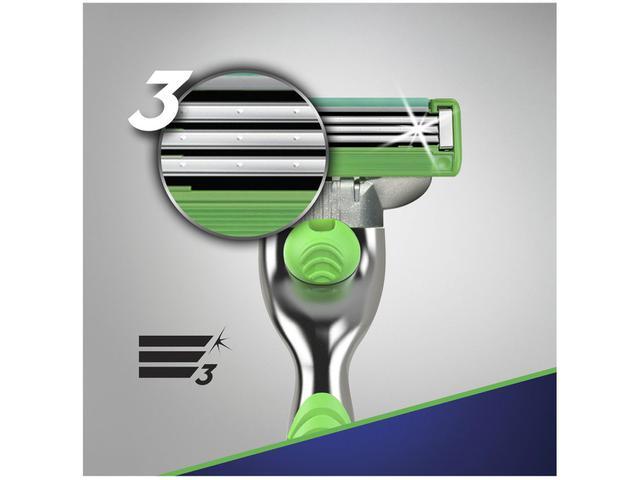 Imagem de Gillette Shave Care Mach3 Sensitive