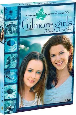 Imagem de Gilmore Girls - 2ª Temporada