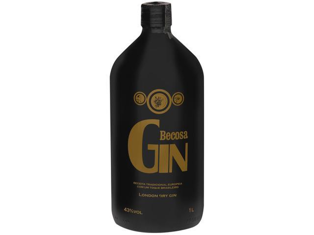 Imagem de Gin Becosa London Dry