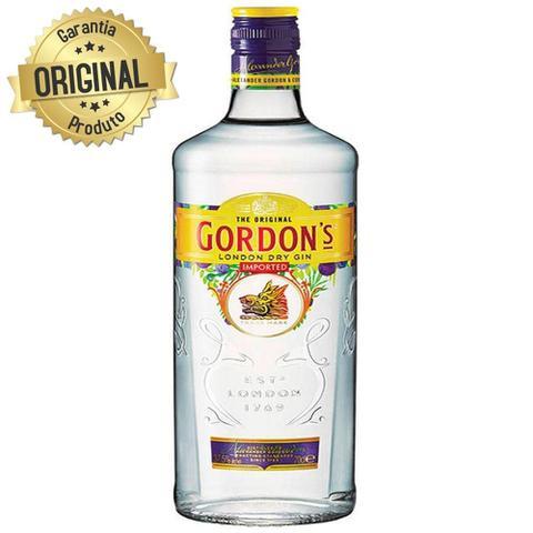 Imagem de Gin Importado Garrafa 750ml - Gordons
