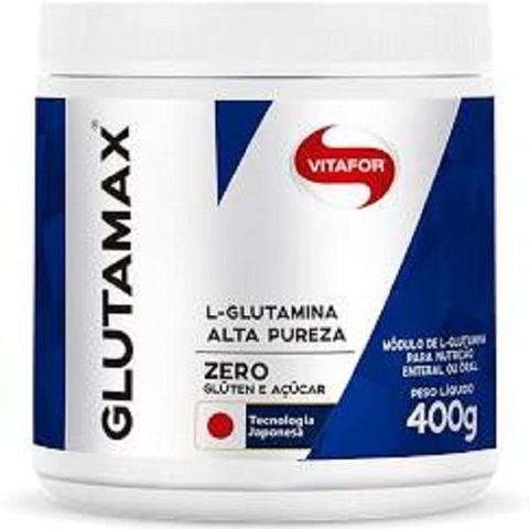 Imagem de Glutamax l glutamina 400g - vitafor