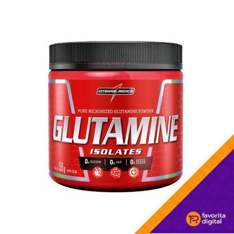 Imagem de Glutamina 100% Pure Isolates 150g Integralmédica - Original