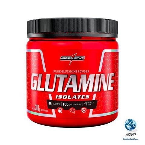 Imagem de Glutamina Isolates 300g - Integralmédica