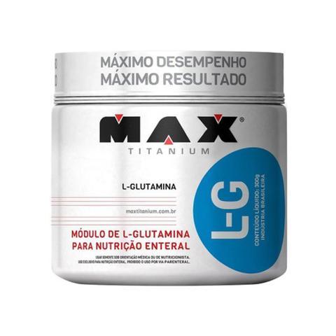 Imagem de Glutamina L-G 150g - Max Titanium