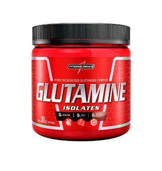 Imagem de Glutamina natural 300g - integralmedica