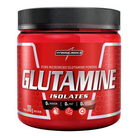 Imagem de Glutamine Isolates - 300g - IntegralMédica