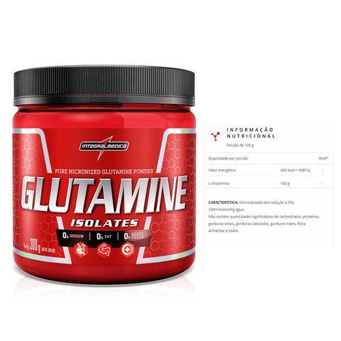 Imagem de Glutamine Isolates 300g Integralmedica