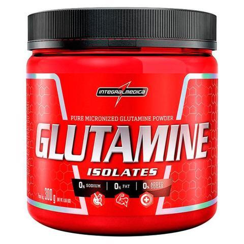 Imagem de Glutamine Isolates (300g) IntegralMédica