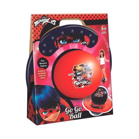 Imagem de Go Go Ball Miraculous - Lider Brinquedos