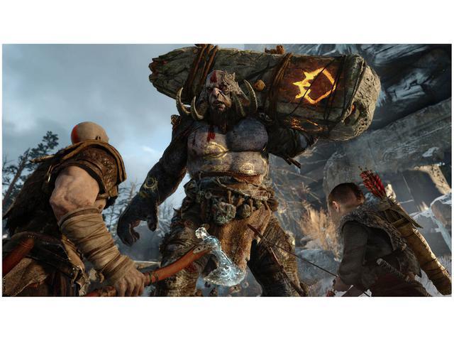 Imagem de God Of War para PS4