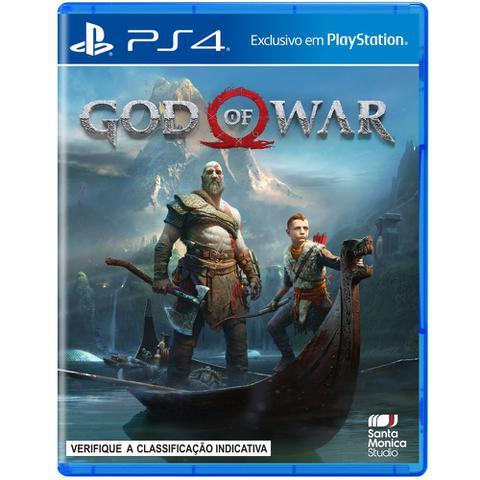 Imagem de God of war - ps4