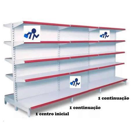 Imagem de Gondola Centro 160 3 Metros 1 Inicial 2 Continuação