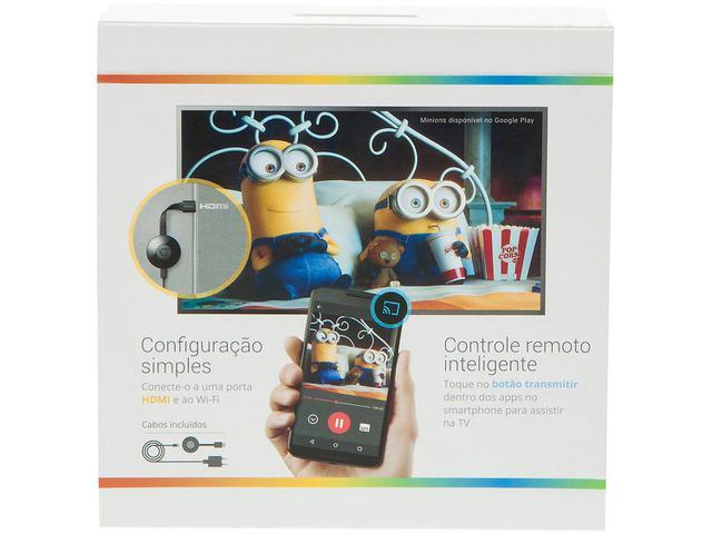 Imagem de Google Chromecast 2 para TV Streaming