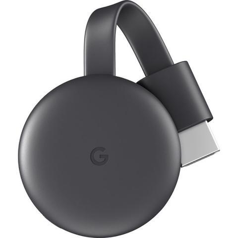 Imagem de Google Chromecast 3 2019 Original Na Caixa Chrome Cast 3