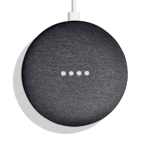 Imagem de Google Home Mini Assistente Pessoal Inteligente Google - Preto