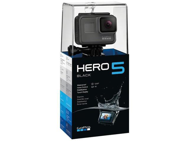 Imagem de GoPro Hero 5 Black 12MP Wi-Fi Bluetooth