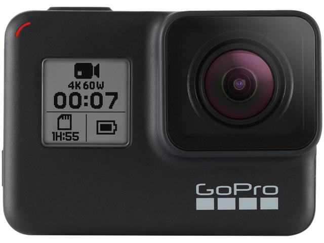 Imagem de GoPro Hero 7 Black À prova de Água 12MP Wi-Fi