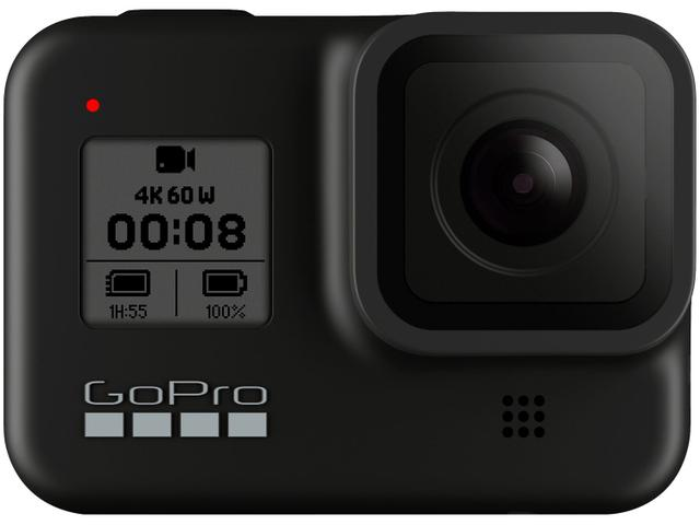 Imagem de GoPro Hero 8 Black 12MP 4K Wi-Fi Bluetooth