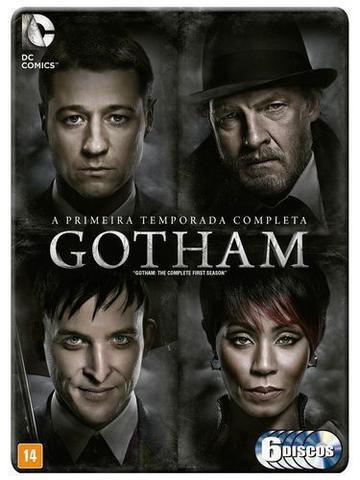 Imagem de Gotham - 1ª Temporada Completa