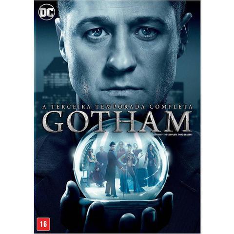 Imagem de Gotham - 3ª Temporada Completa